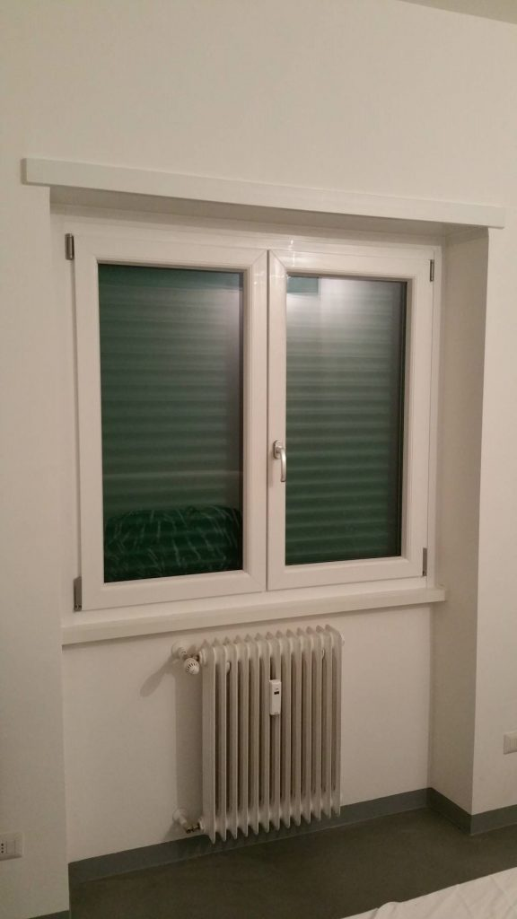 finestre in pvc marino